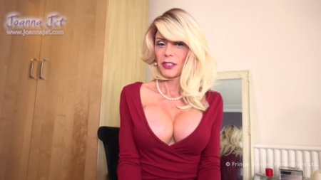 Joanna Jet - Slutty Hostess