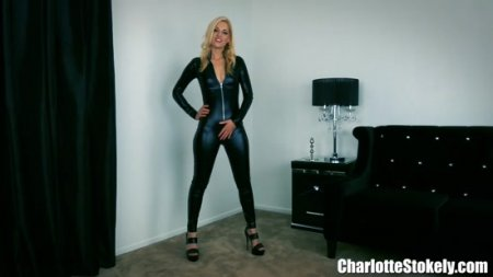 Charlotte Stokely - Oh Im Just The Bait Sissy