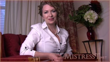 Mistress T - Therapist Reveals You Are a Cuckold With Gay Tendencies