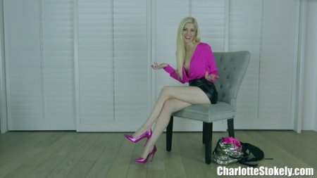 Charlotte Stokely - You Heard Wrong