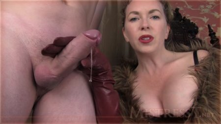 Mistress T - PreCum Eating Instruction