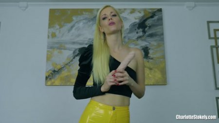 Charlotte Stokely : Beat In The Face With Dicks
