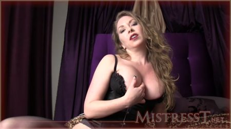 Mistress T :  Eat Cum For Your Girlfriend