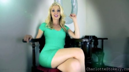 Charlotte Stokely : Stay Hard Headphone Humiliation