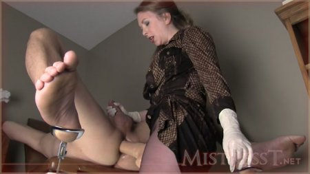 Mistress T : Medical Rectal Exam By Shemale