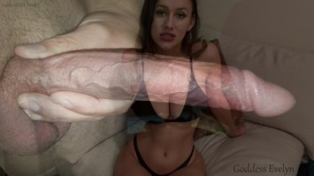 Goddess Evelyn : Pussy Aversion Therapy