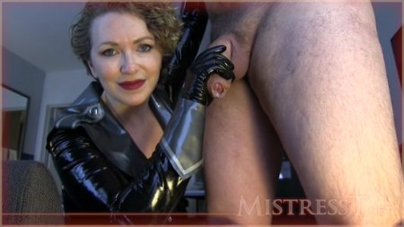 Mistress T :  Get Trained On FREAK COCK