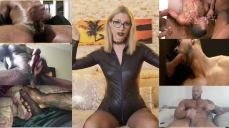 Goddess Natalie :  Pussy Never Treated You Well Anyway