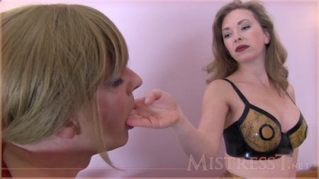 Mistress T :  Sissy Cuckold and Stud