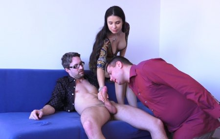 MiraCuckold : COUPLE THERAPY : CUCKOLD DEEPTHROAT BI