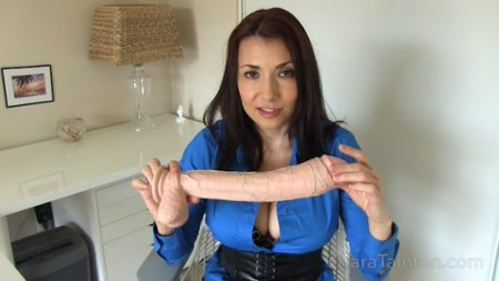 Tara Tainton : Tara's Sissy Anal Training: Master Level